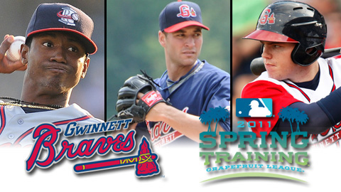 Check out all the action on our G-Braves Spring Training blog!